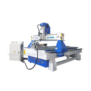 3D 4 Axis CNC Router with Rotary
