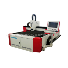 Carbon Stainless Steel Fiber Laser Metal Cutting Machine
