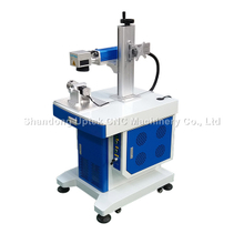 Ring Jewellery Laser Marking Machine with Rotary