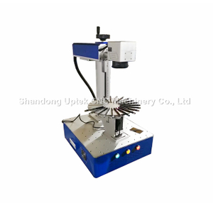 Wood Plastic Metal Pen Laser Engraving Marking Machine