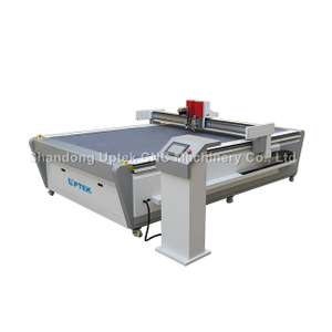 PVC Foam Board Honeycomb Corrugated Paper Cardboard Cutting Machine