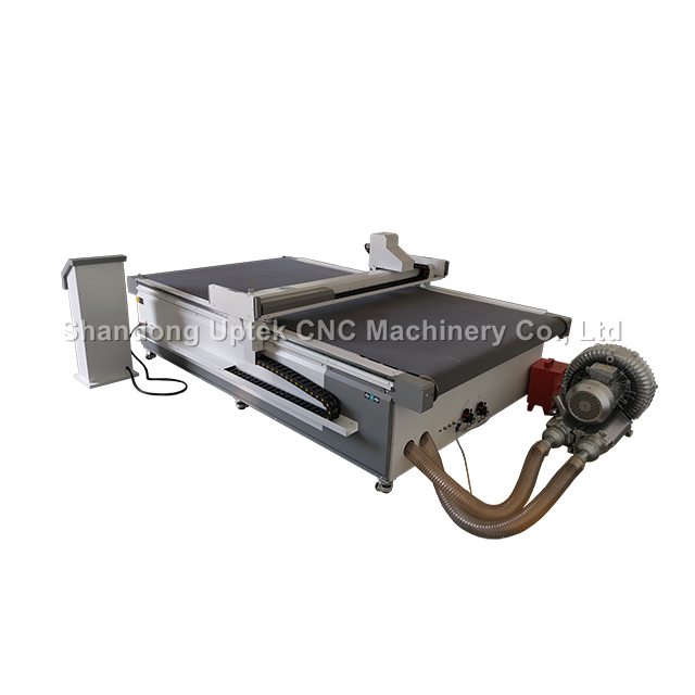 Car Carpet Floor Mat Automatic Knife Cutting Machine for Sale
